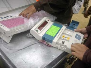 EVM issues. Reuters