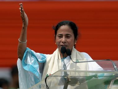 Mamata Banerjee. File photo. AFP