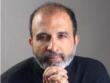 A file photo of Sanjay Jha. Twitter @JhaSanjay