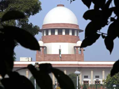 Supreme Court of India.  Reuters