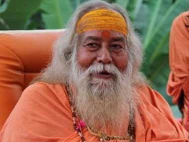 File photo of Shankaracharya Swaroopananda Saraswati. News18.com