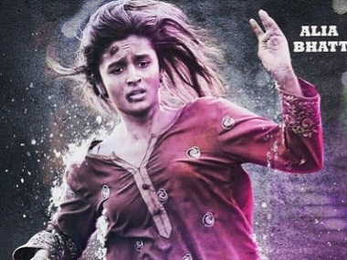Alia Bhatt plays a Bihari immigrant in 'Udta Punjab'. Image from Twitter