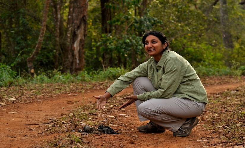 Interview with :    Award-winning ecologist, Uma Ramakrishnan speaks of her tiger conservation work