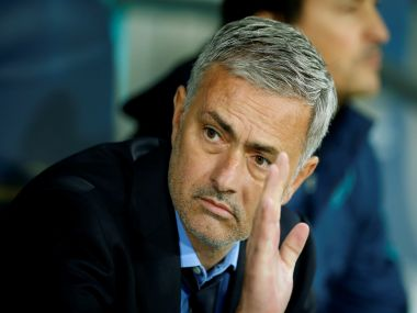 Mourinho to Manchester United according to British media. Reuters