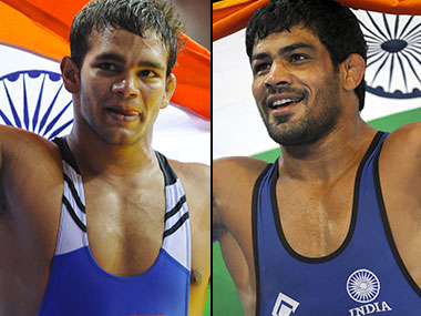 WFI will take a final call on the Sushil-Narsingh issue on Tuesday. AFP