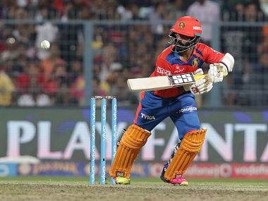 Gujarat Lions' Dinesh Karthik scored a brilliant fifty to help his side to a five wicket win. SportzPics