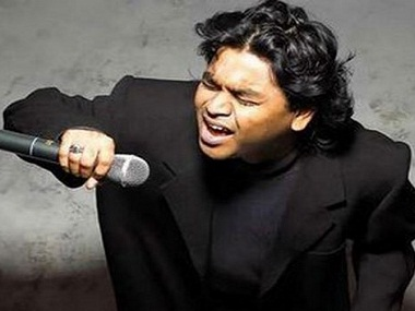 AR Rahman. Image from IBNlive