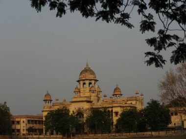 Allahabad University. Getty Images