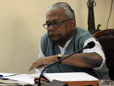 VS Achuthanandan of LDF is the popular choice to become next Kerala chief minister. AFP