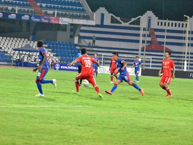 Relegated from I-league, Aizawl FC knocked out champions Bengaluru FC in Federation Cup semis. Twiiter