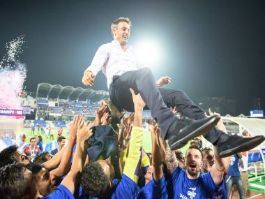 File photo of Ashley Westwood. Image Credit: Bengaluru FC Facebook page