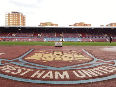 A general view of the Boleyn Ground. Getty Images