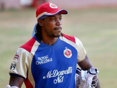 File image of Chris Gayle. PTI