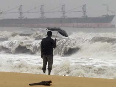 on Friday, the Met office issued a warning of 7 on a scale of 10 for three of the four main seaports. Representational image. Reuters