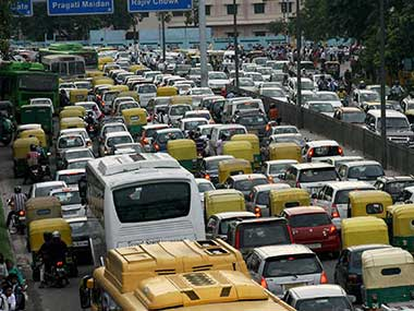 Action needs to be taken against vehicles older than 15 years plying on the road. Representational image. PTI