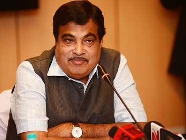 Union Minister Nitin Gadkari. Getty Images