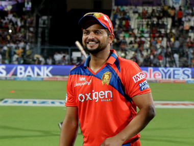 Gujarat Lions skipper Suresh Raina holds the record for not missing a single match in IPL history, as well as being the tournament's highest run-getter of all time.