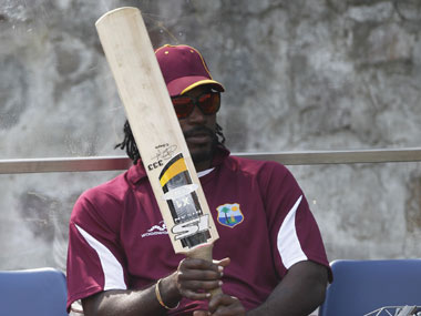 File image of Chris Gayle. Reuters