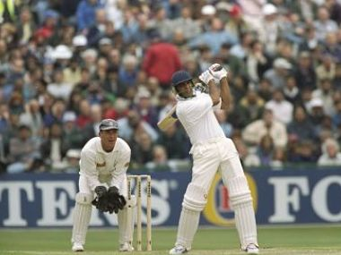Former Indian captain, Mohammed Azharuddin. GettyImages