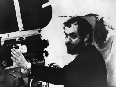 File photo of Stanley Kubrick. Getty Images