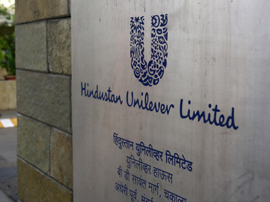 A man arrives at the Hindustan Unilever Limited (HUL) headquarters in Mumbai May 14, 2013. Global companies betting on India's potential as a consumer market are looking beyond the worst patch in a decade for Asia's third-largest economy and investing billions of dollars in the country. In the biggest recent deal, Unilever is spending up to $5.4 billion to lift its stake in its Indian subsidiary, Hindustan Unilever, the country's largest consumer goods maker. Picture taken May 14, 2013. REUTERS/Danish Siddiqui (INDIA - Tags: BUSINESS) - RTXZOF7