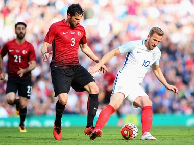 Harry Kane will be leading England;s attack at the Euros. Getty