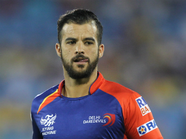 File photo of Delhi Daredevils cricketer JP Duminy. Sportzpics/IPL