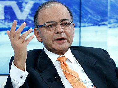 A file photo of Arun Jaitley.