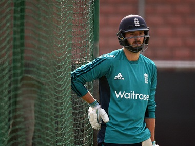 Hampshire batsman James Vince could make his England debut at Headingley. AFP