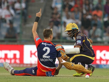 Delhi Daredevils learnt their lessons from the first match defeat to KKR. BCCI