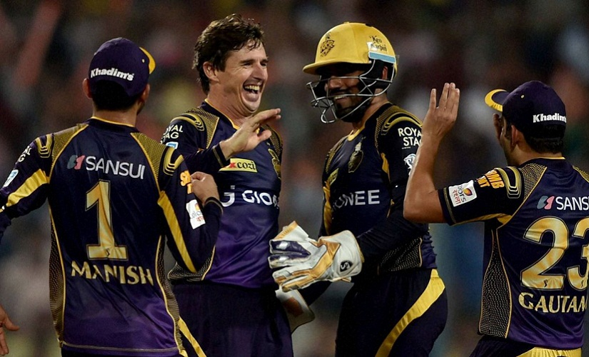Kolkata Knight Riders always managed to produce the goods when needed the most . PTI