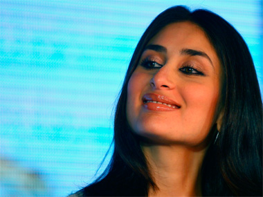 Kareena Kapoor smiles for a photograph. Reuters