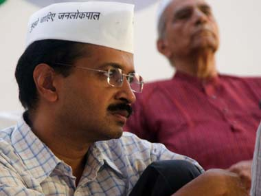 Delhi Chief Minister Arvind Kejriwal. Naresh Sharma / Firstpost