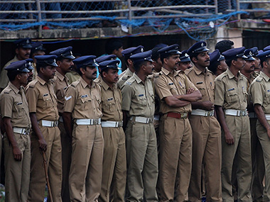 Kerala Police. Getty Images