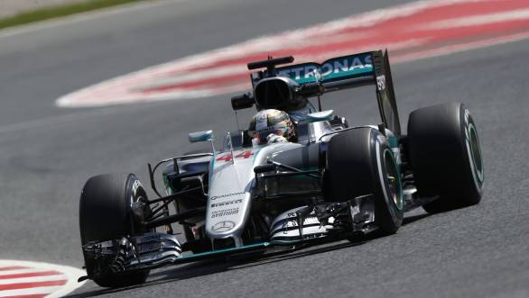 F1 2016: Hamilton claims Spanish GP pole - Firstpost