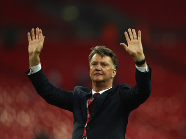 Louis van Gaal sacked as the manager of Manchester United/ Getty Images