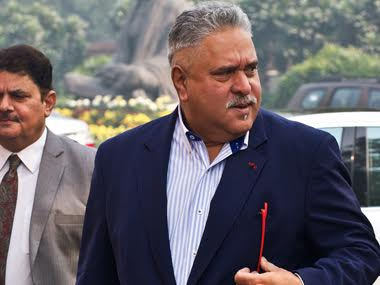 Vijay Mallya. File photo. AFP