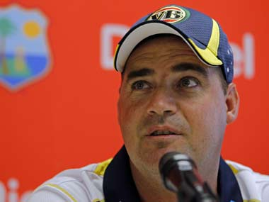 Pakistan head coach Mickey Arthur. AP