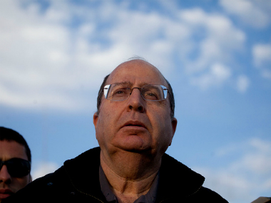 Yaalon said he no longer had any trust in Benjamin Netanyahu after the prime minister offered his post to a hardliner loathed by the Palestinians, in a bid to expand the governing coalition's majority. Getty images