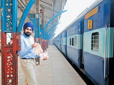 Pushpinder Singh, Co-Founder & CEO, TravelKhana