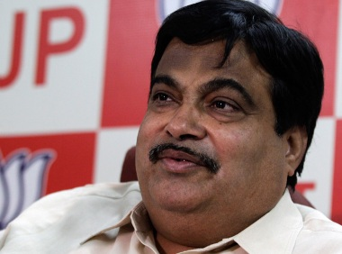 Union Minister Nitin Gadkari. File photo. Reuters
