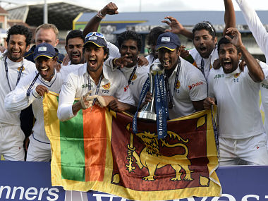 Sri Lanka will be without Jayawardene and Sangakkara. Reuters