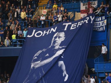 Terry signs new deal.Reuters