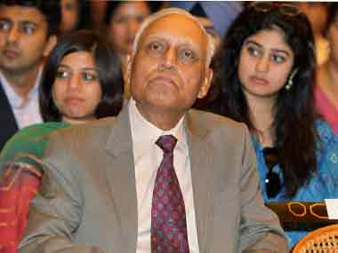 SP Tyagi. File photo. PTI