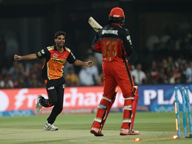Both meetings of these two sides in this year's IPL went the way of Sunrisers Hyderabad. BCCI
