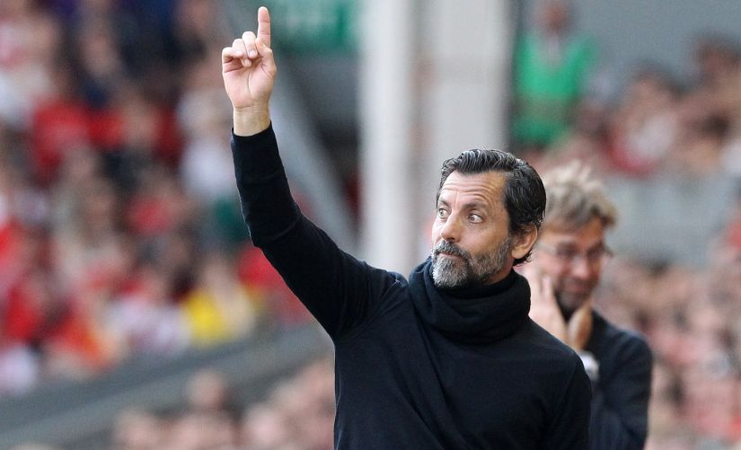 Despite taking Watford to 11th place, Quique Sánchez Flores decided to part ways with the club. AFP