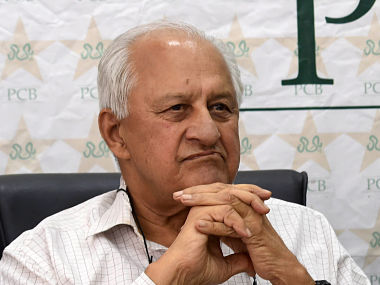 Pakistan Cricket Board (PCB) chairman, Shaharyar Khan. AFP