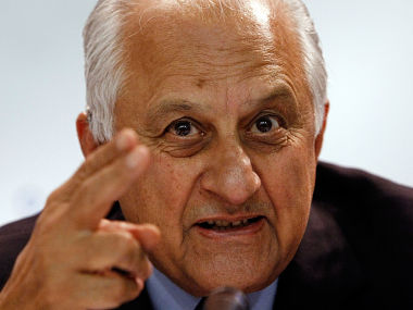 File photo of Shahryar Khan. Getty Images