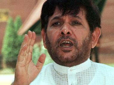A file photo of Sharad Yadav. Reuters