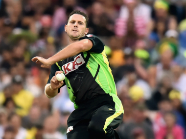 File photo of Australian pacer Shaun Tait. Getty Images